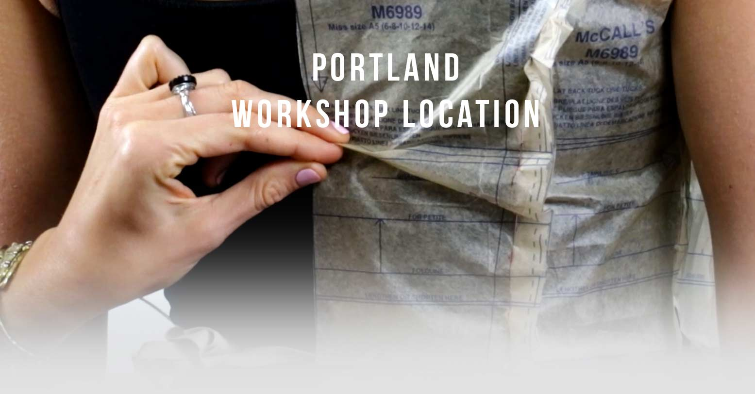 learn to sew portland