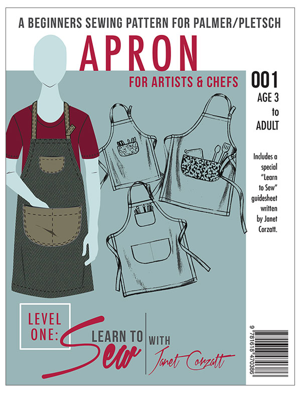Learn to Sew Patterns Adult, Teens