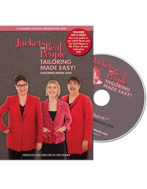 DVD: Jackets for Real People—Tailoring Made Easy