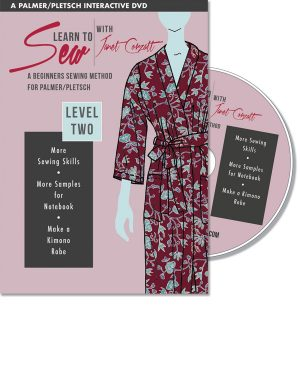 Learn to Sew Level Two