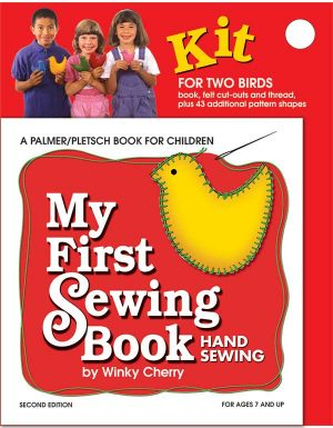 My First Sewing Book kit
