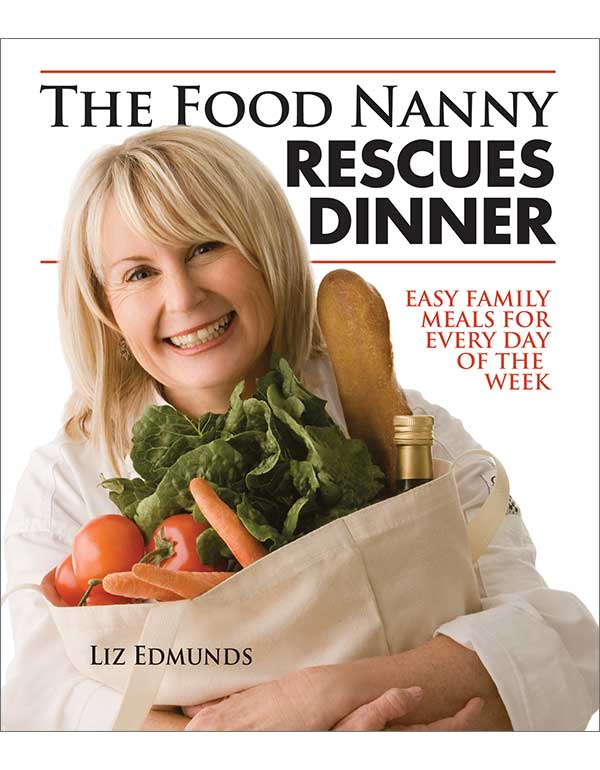 The Food Nanny Rescues Dinner book