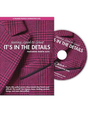 It's In the Details DVD