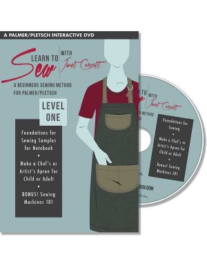 learn to sew watching sewing dvd videos