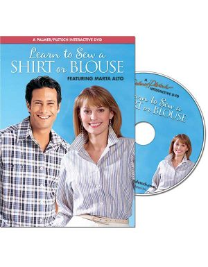 DVD: Learn to Sew a Shirt or Blouse