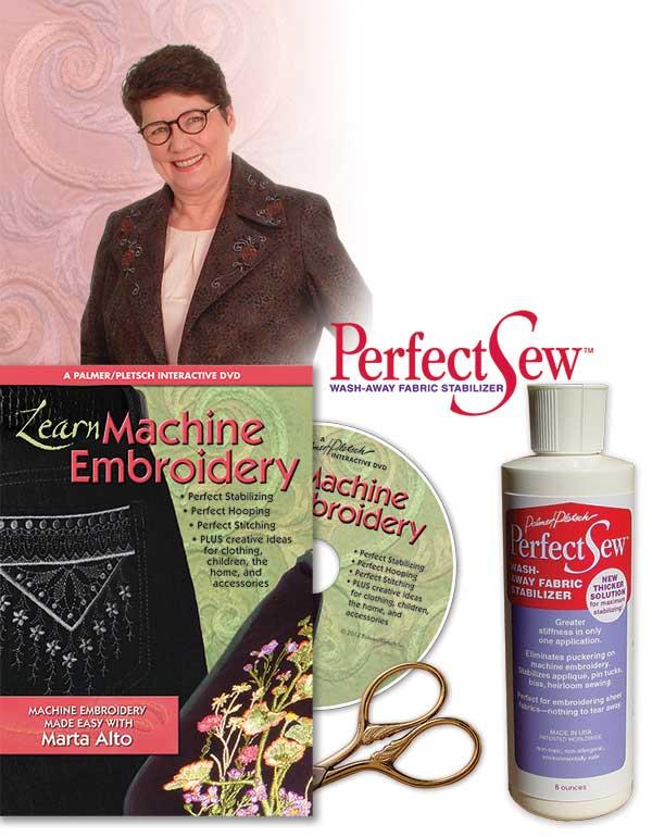 Marta's Embroidery Essentials