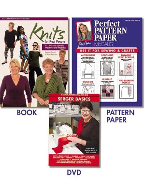 SPECIAL - Tools to Sew Fashion Knits