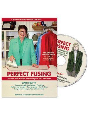 PERFECT FUSING DVD - Interfacing