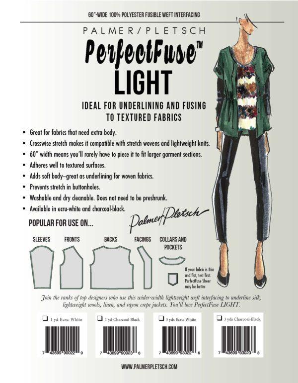 PERFECTFUSE INTERFACING - LIGHT