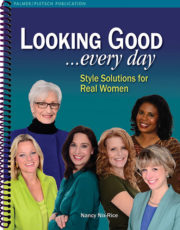 spiral bound version of Looking Good...Every Day
