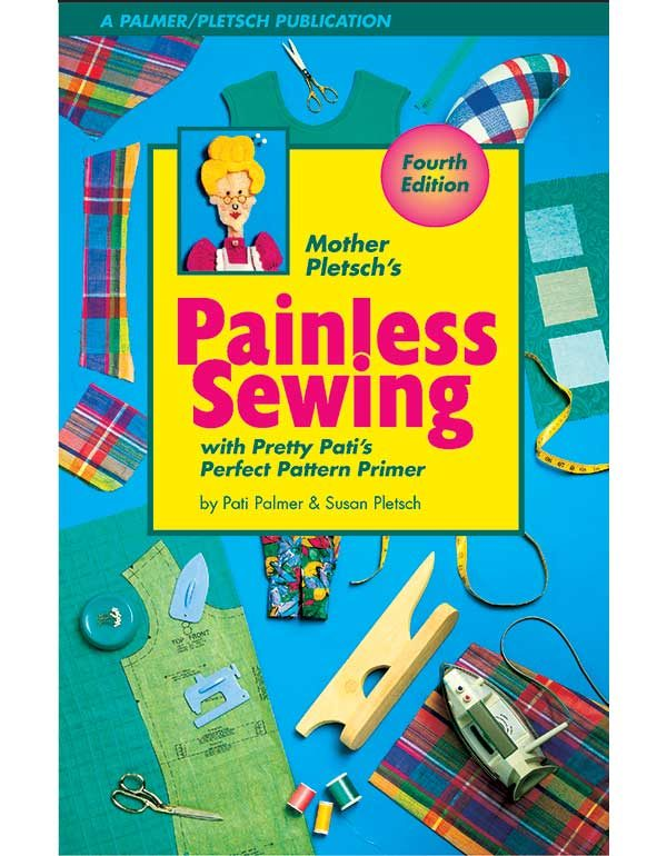 MOTHER PLETSCH'S PAINLESS SEWING - Educational Books