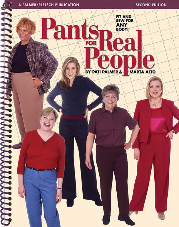spiral bound version of Pants for Real People