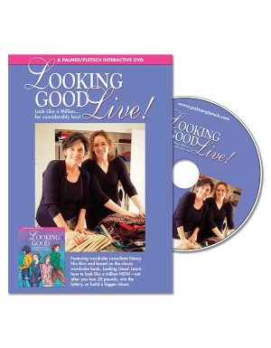 LOOKING GOOD LIVE DVD - Fashion