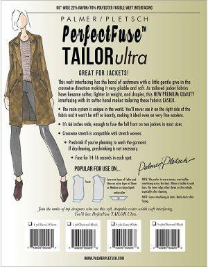 PerfectFuse TailorUltra interfacing