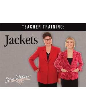 TEACHER TRAINING TAILORING - CD ONLY