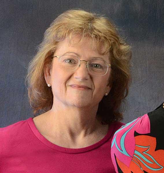 Claudia Parker-Hughes, CSI :