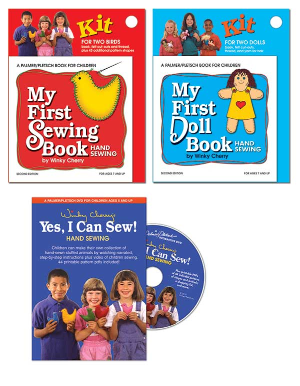 My First Sewing Books Hand Sewing Special