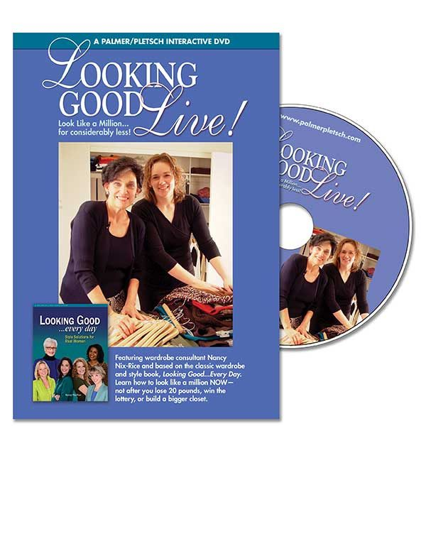 Looking Good Live! DVD