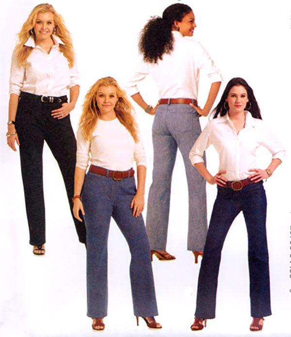 Sew Jeans