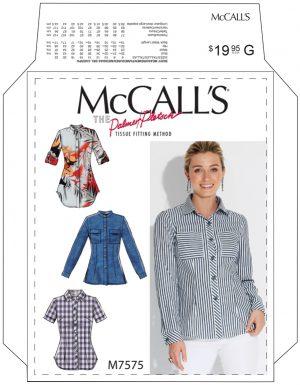 McCall's pattern M7575
