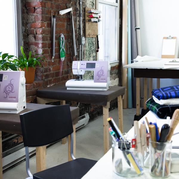 Workroom Social Brooklyn Studio