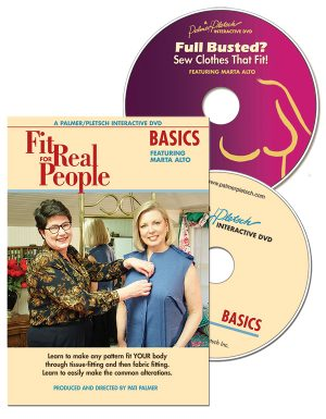 Fit for Real People BASICS DVD plus Full Busted? DVD